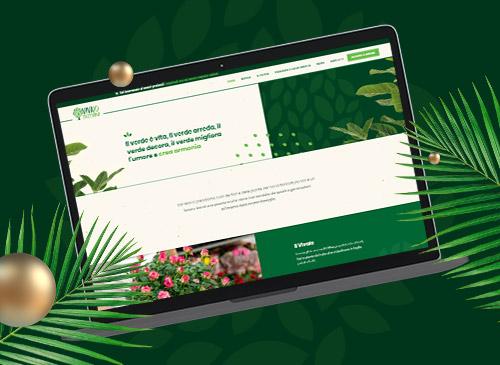 vivaio cecchini nuovo sito online